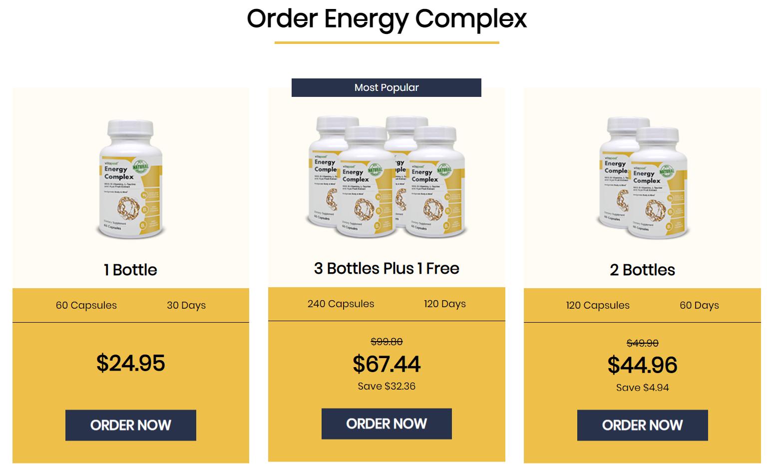 Buy Energy Complex