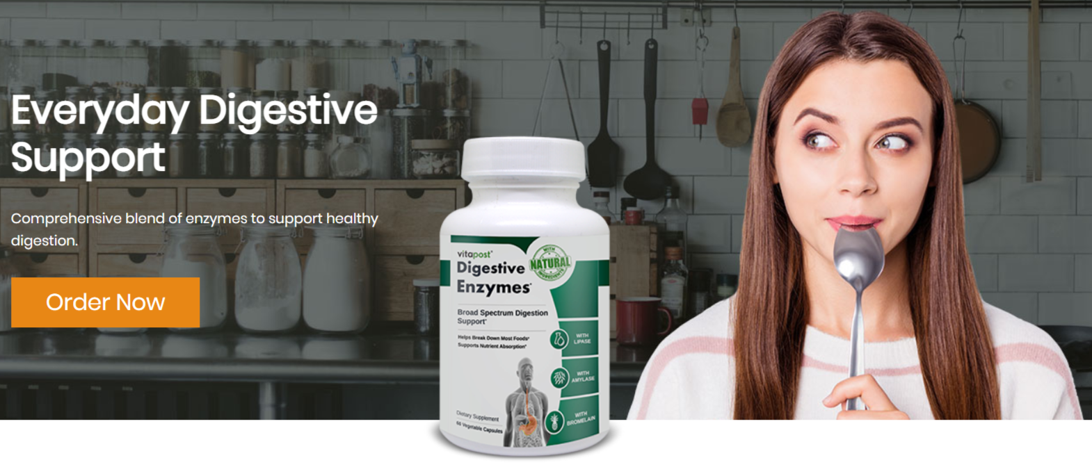 Digestive Enzymes Supplement Review