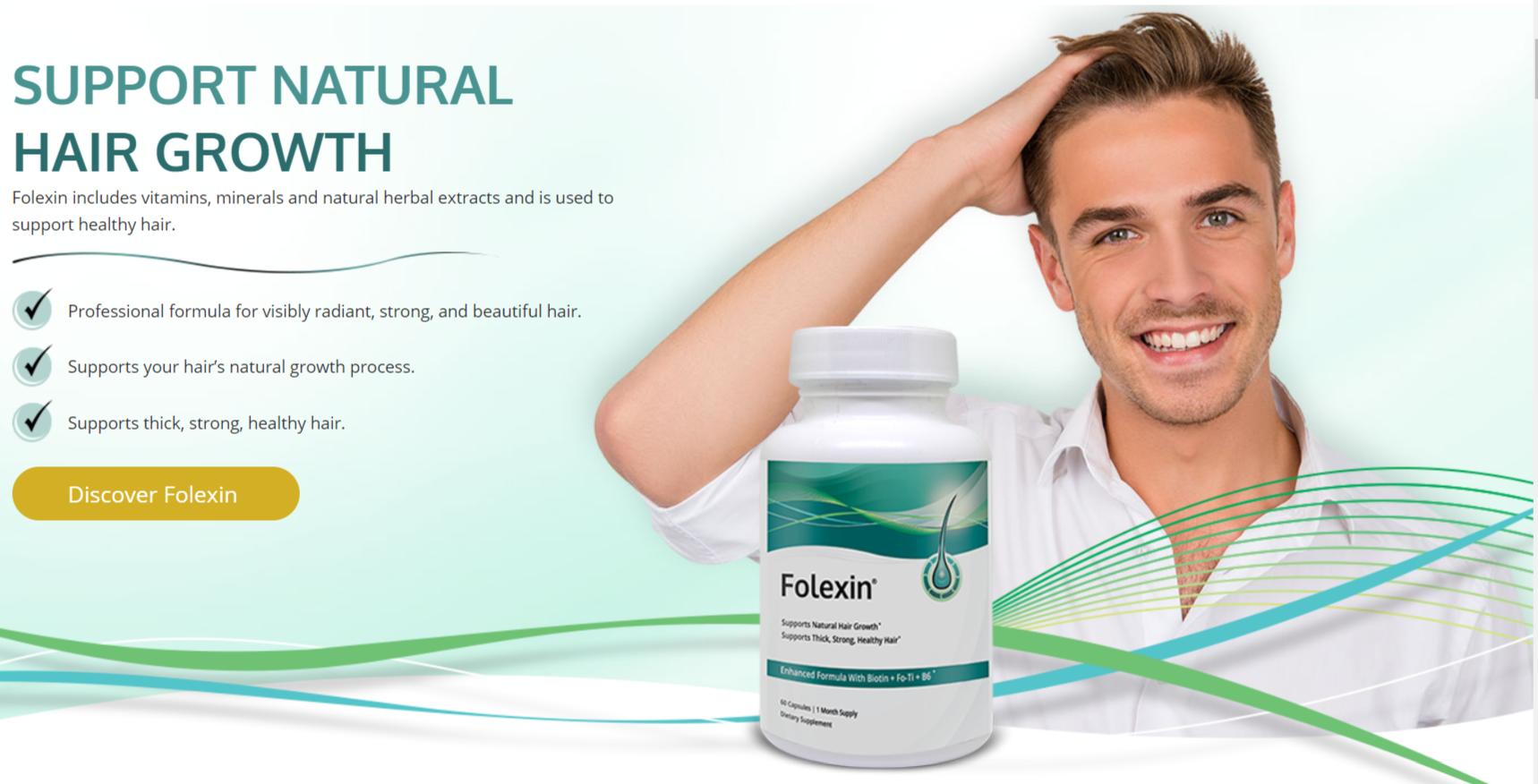 Folexin Natural Hair Growth Reviews