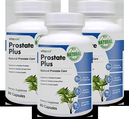 VitaPost Prostate Plus formula