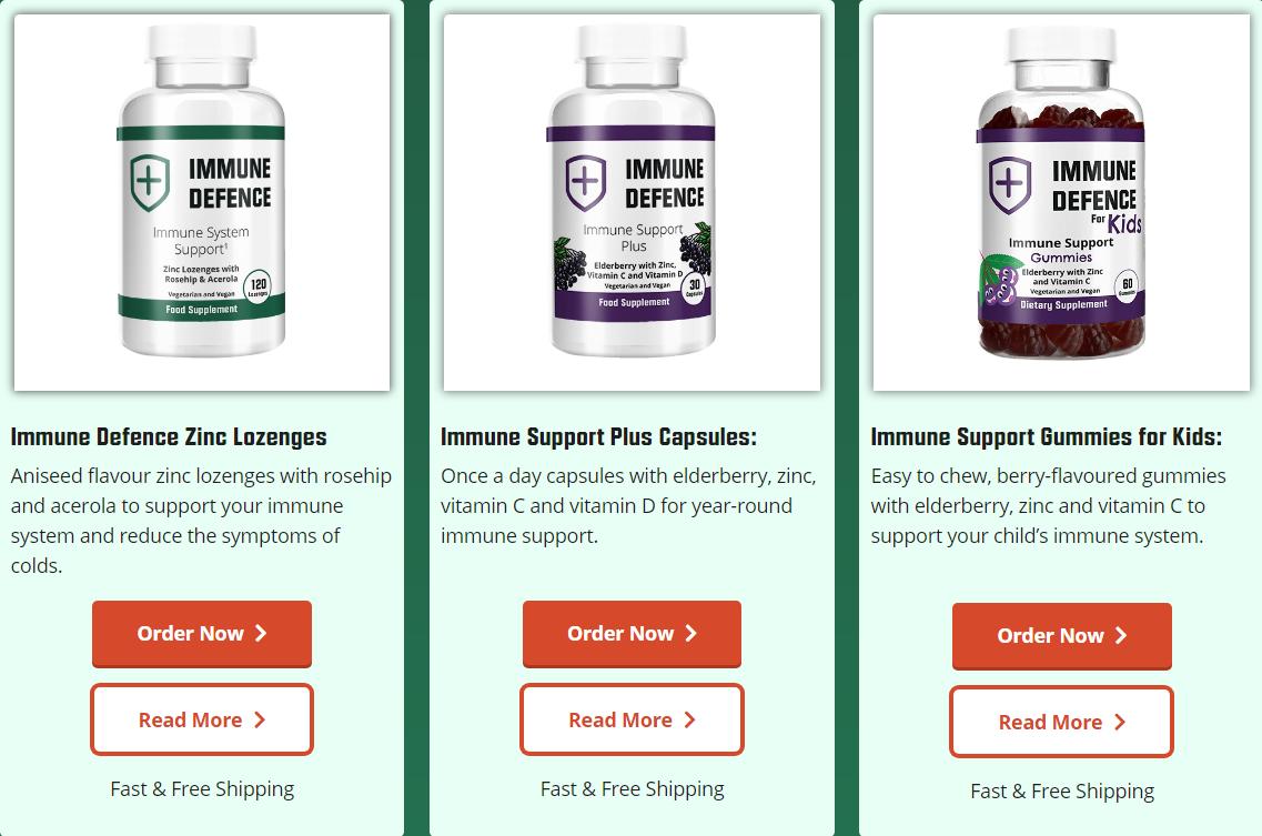 Buy Immune Defence